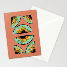 sunflower pieces  Stationery Cards