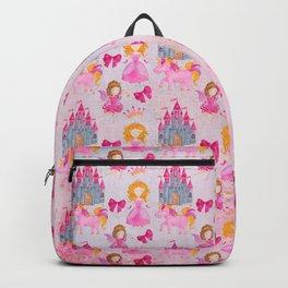 Princess Castle Fairy Backpack