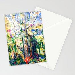 Joseph Stella Tree of My Life Stationery Cards