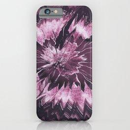 Purple Amethyst iPhone Case