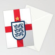 England Minimal Stationery Cards