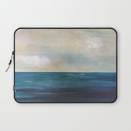 Uncertain Sea Laptop Sleeve