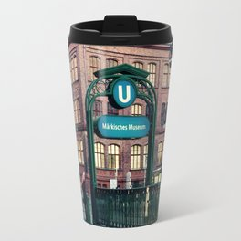 Subway 1 Travel Mug