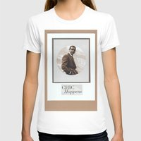 bond T-shirts featuring Classic Bond by AuthenticPaperCreations