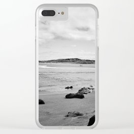 Beach - New Zealand South Coast Clear iPhone Case