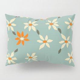 Daily pattern: Retro Flower No.11 Pillow Sham