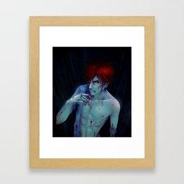 Dance In The Deluge Framed Art Print