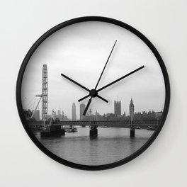 London #1 Wall Clock