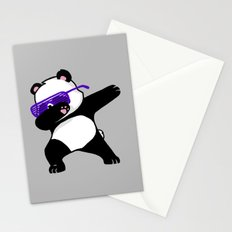 Dabbing Panda Stationery Cards