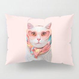 FASHION CAT Pillow Sham