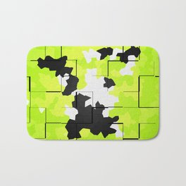 NATURE ISLAND TEXTURE Bath Mat