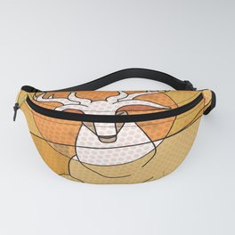 White Stag 2 Fanny Pack