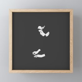 Delia Derbyshire Framed Mini Art Print