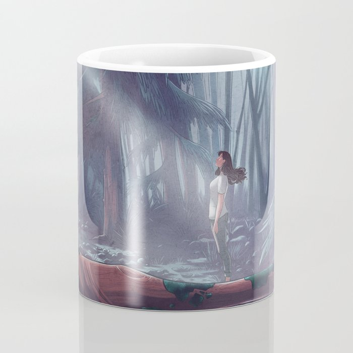 How to be a Werewolf: Malaya in the Forest Coffee Mug