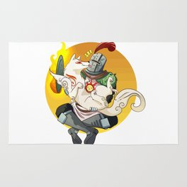 Sif and Solaire Rug