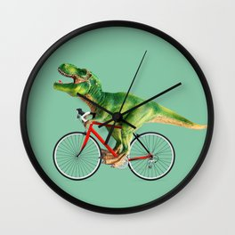 T-REX BIKE Wall Clock