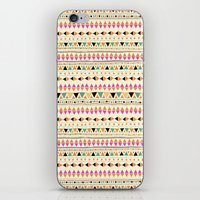 indie iPhone & iPod Skins featuring INDIE SUMMER by Nika