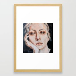 Danni Framed Art Print
