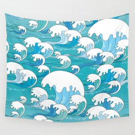 iWaves Wall Tapestry