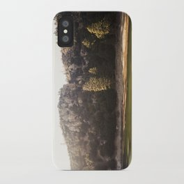 Crystal Lake, CA iPhone Case