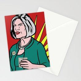Malory Archer Lichtenstein Stationery Cards