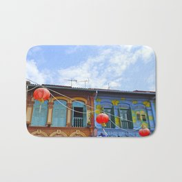 Blue Skies Bath Mat