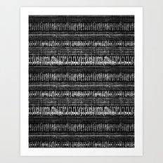 rhythm 2.5 Art Print
