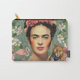 Frida Kahlo X Carry-All Pouch