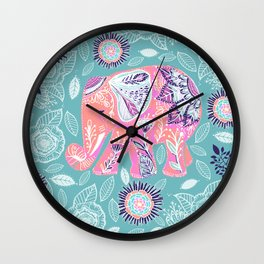 Clearly Wall Clock