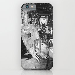 In Through the Out Door Led (Deluxe Edition) by Zeppelin iPhone Case
