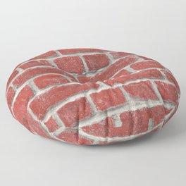 brick pattern Floor Pillow