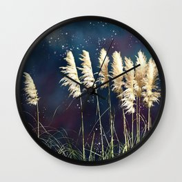 Sonoma Nights Wall Clock