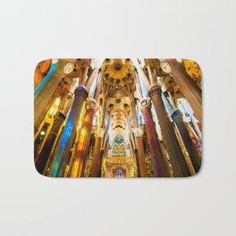 Sagrada Familia Art Work Bath Mat
