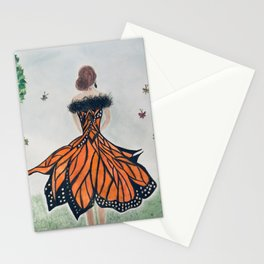 Monarch Queen Stationery Cards