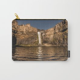 Desert Waterfall - Summer In Palouse Carry-All Pouch