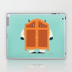 Monster in the closet Laptop & iPad Skin