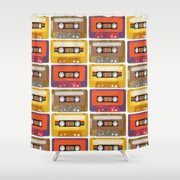 play my music Shower Curtain