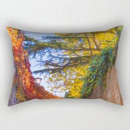 Zamora no Outono Rectangular Pillow
