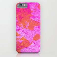 COME WITH ME AROUND THE WORLD (HOT PINK) iPhone 6s Slim Case