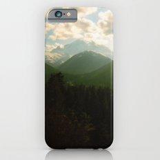 rainier . holga iPhone 6s Slim Case