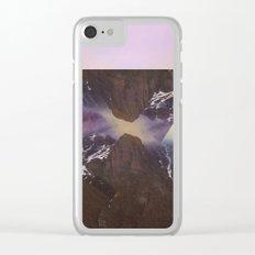 Blend in Clear iPhone Case