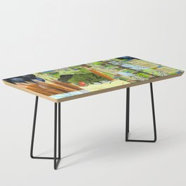 Little Red Fox Coffee Table