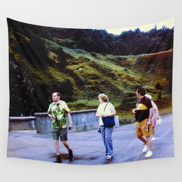 The Walkers Wall Tapestry