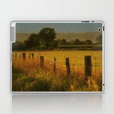 Landscape whit field Laptop & iPad Skin