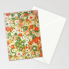 Sunset Garden Pattern No. 1 Stationery Cards