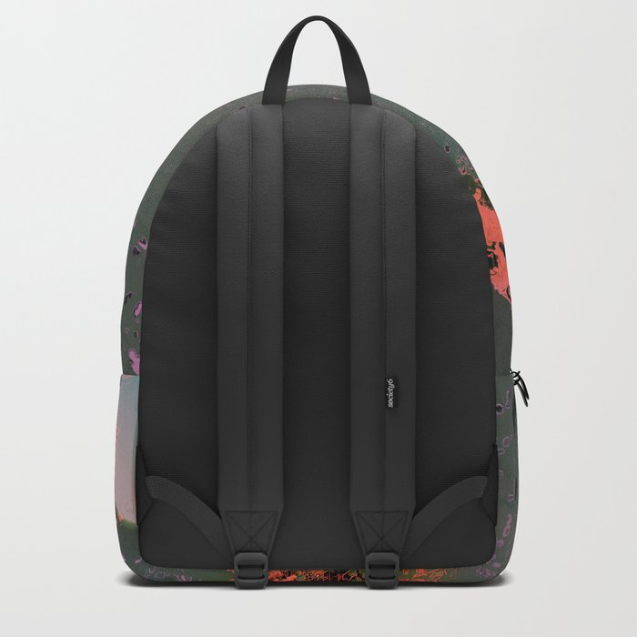 Dust 05 - Post Biological Universe Backpack