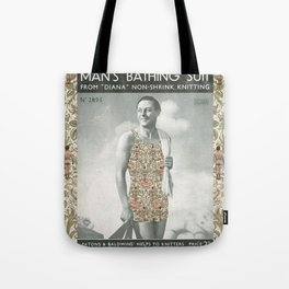 ...and Clyde Wears Mentalembellisher Tote Bag