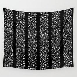 Pillar of Eyes Wall Tapestry