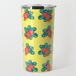 Cashew Apple Pattern 1 Travel Mug