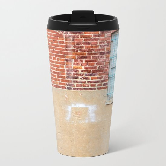 Pretty Prison Metal Travel Mug